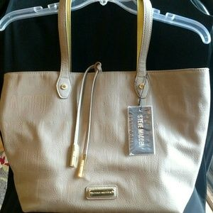 NEW Steve Madden tote bag